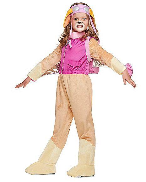 4bc933bbb98a7 Toddler Jumpsuit Skye Costume - Paw Patrol - Spirithalloween.com ...