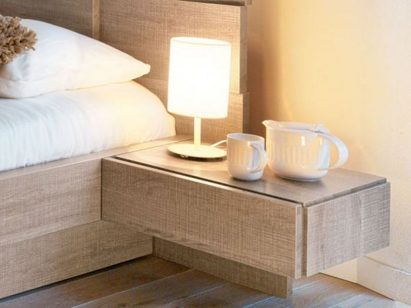 Best Floating Nightstand Ideas Wall Mounted Nightstand With 400 x 300