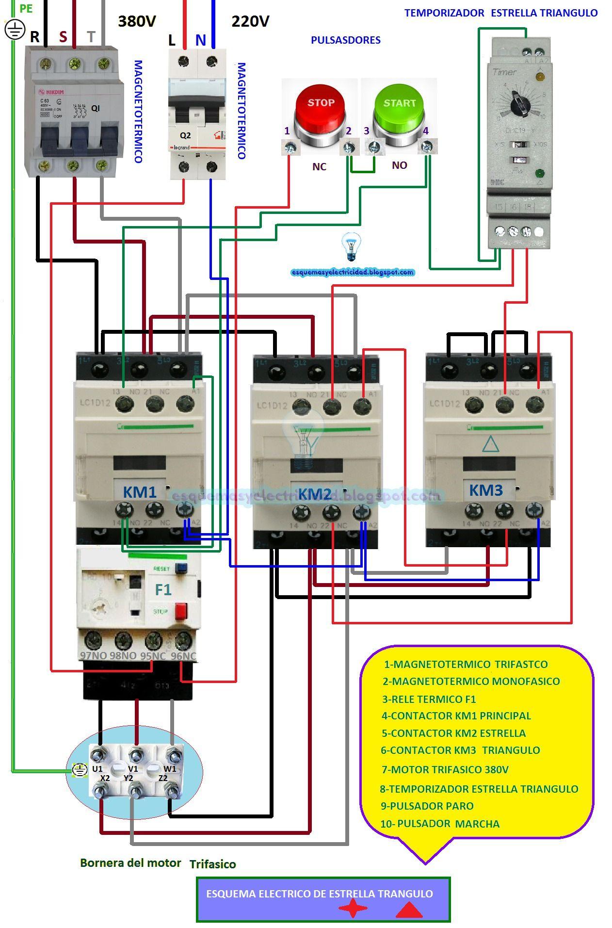 Proporciona Carga De Imagenes Libre Y La Integracion De Alojamiento Para Los Foros Electrical Circuit Diagram Basic Electrical Wiring Electrical Wiring Diagram