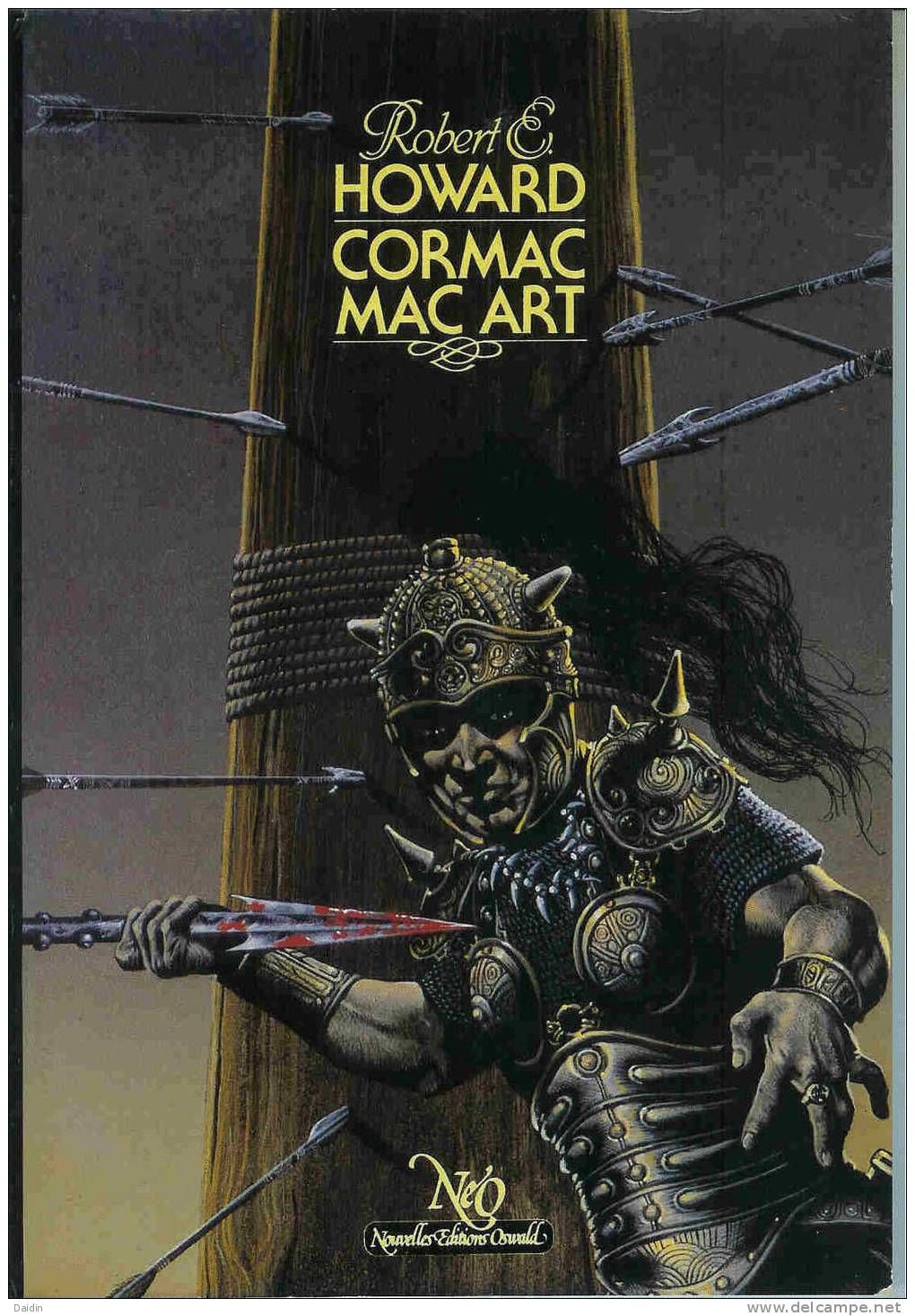 an analysis of the book cormac mac art by robert e howard The temple of abomination (outline) first published in cormac mac art (baen, 1995) recurring: → collections view an alphabetical list of books collecting robert e howard's work, organized by in-print and out-of-print titles click on the collection title to see the contents.