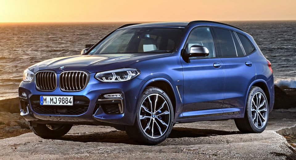 New Bmw X3 Detailed In 219 Images And 2 Videos New Bmw X3 Bmw
