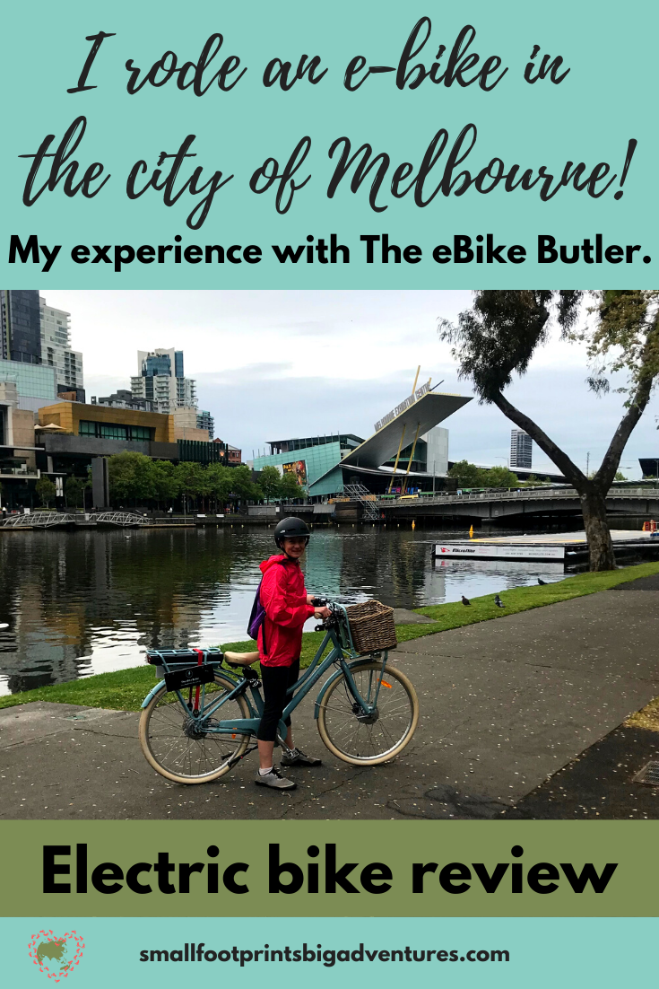 E Bike Melbourne I Rode An Electric Bike In The City Traffic My