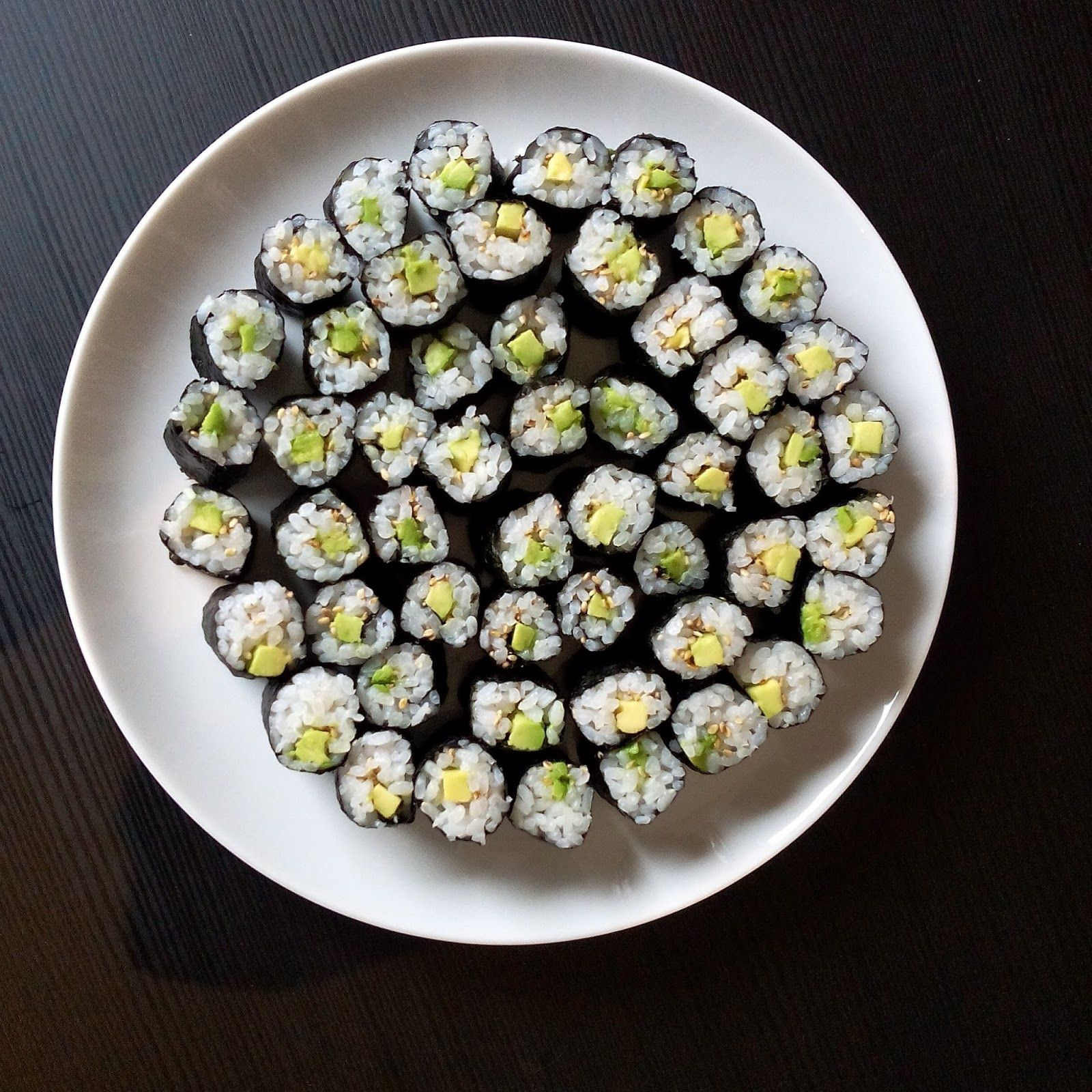 dearlicious: Ein Rezept für Anfänger mit hohen Ansprüchen - Sushi