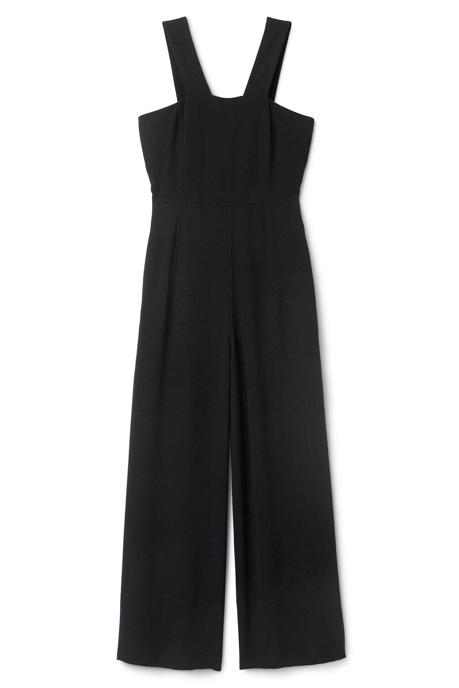 e5882cabe031 Cyan Jumpsuit - Black - Dresses   Jumpsuits - Weekday