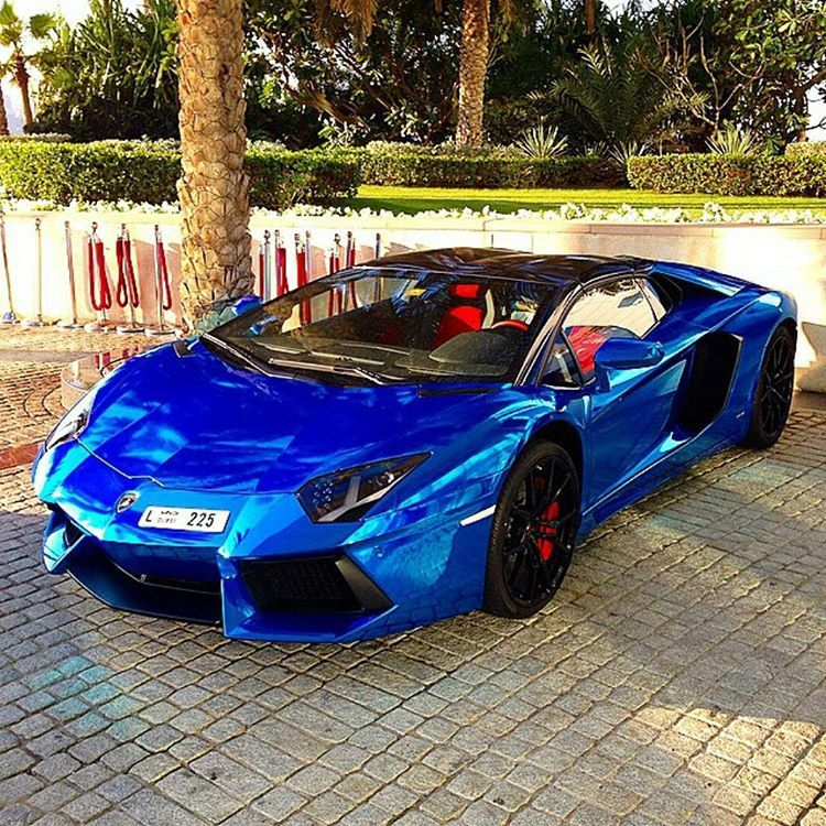 Lamborghini Aventador @patrick3331 #dubaicars #car