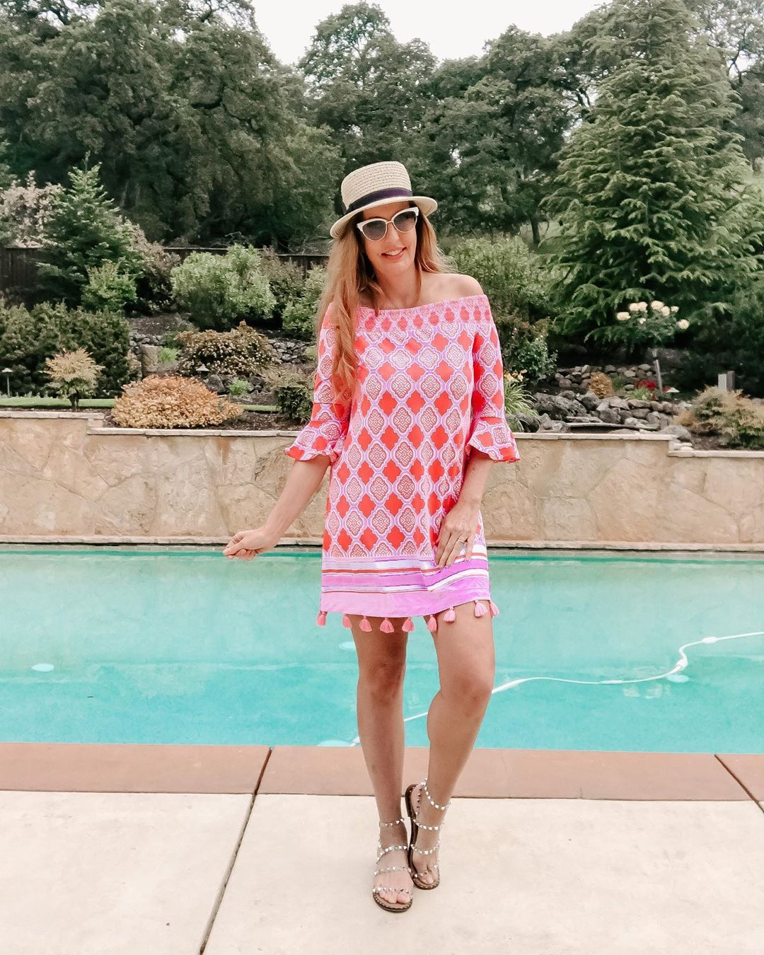 40plusstyle On Instagram Summer Fashion Fashion Over 40 Style [ 1350 x 1080 Pixel ]