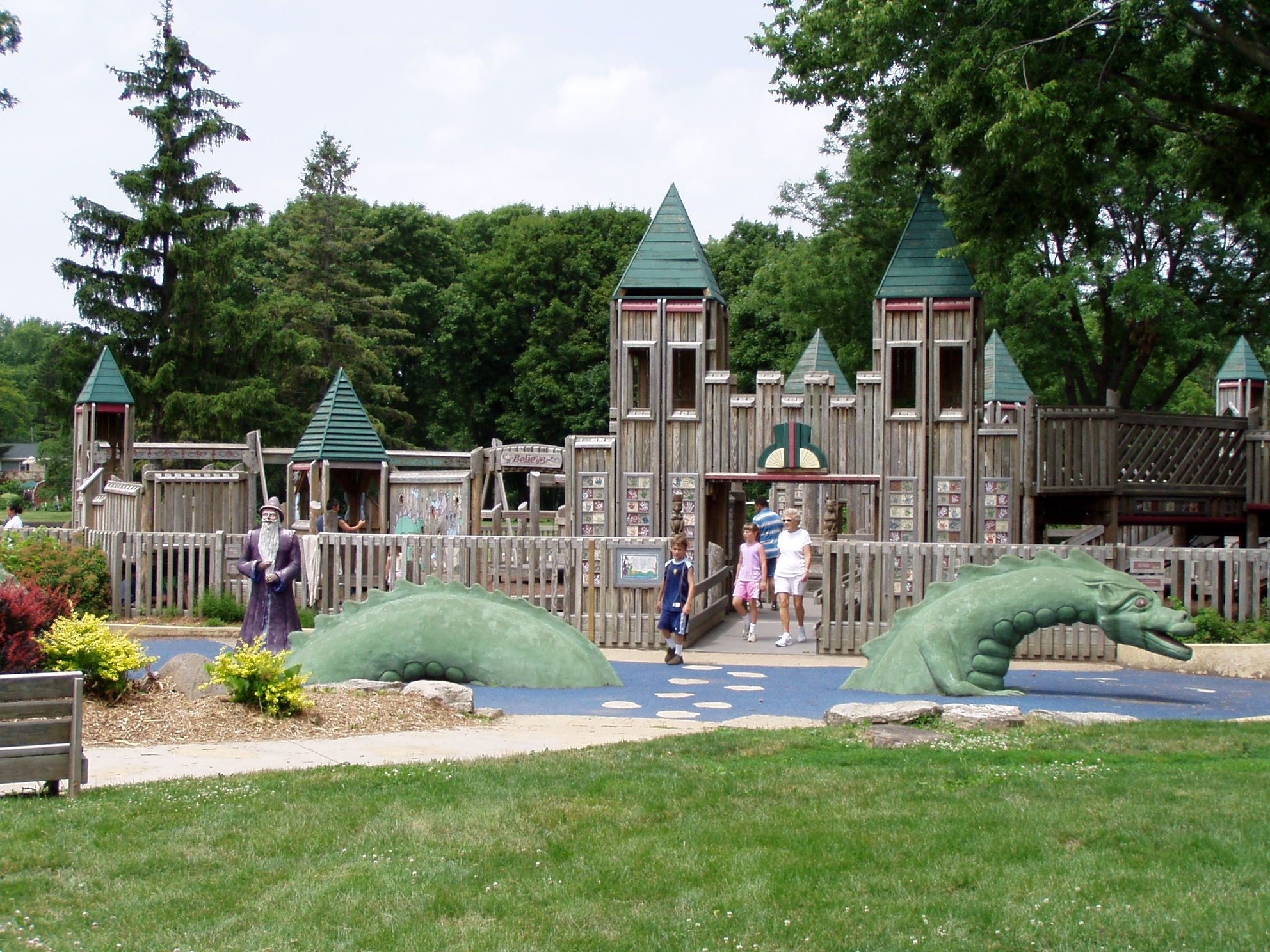 Dream Park | Things to Do in Madison Area | Pinterest | Park, City ...