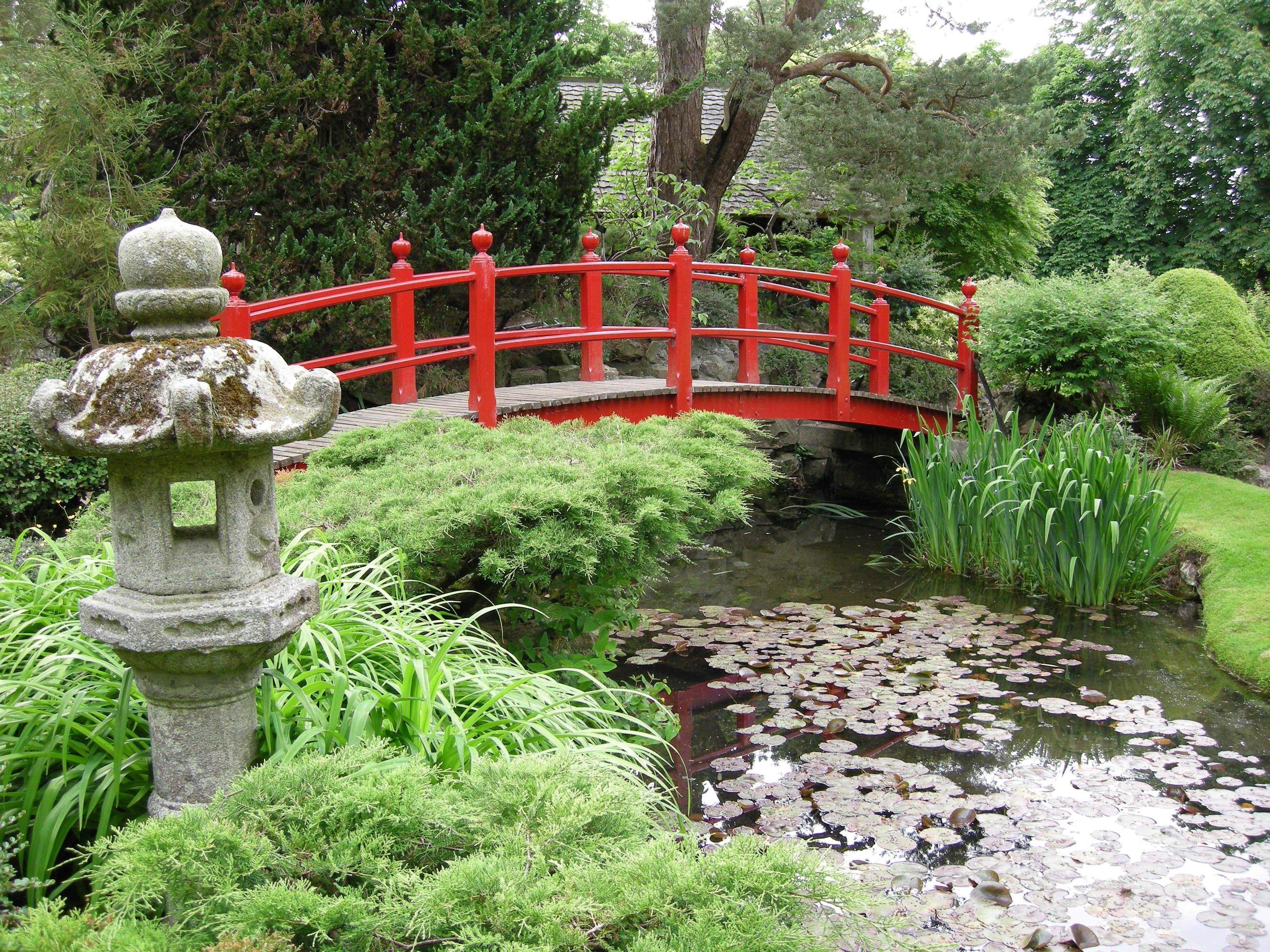 japanese gardens kildare ireland