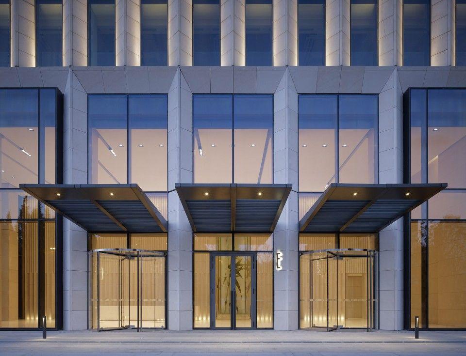 Soho bund shanghai china gate pinterest shanghai for Office entrance design