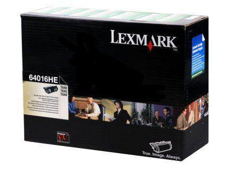 Lexmark 64016HE  Toner schwarz OVP Box TONERANKAUFEN.DE
