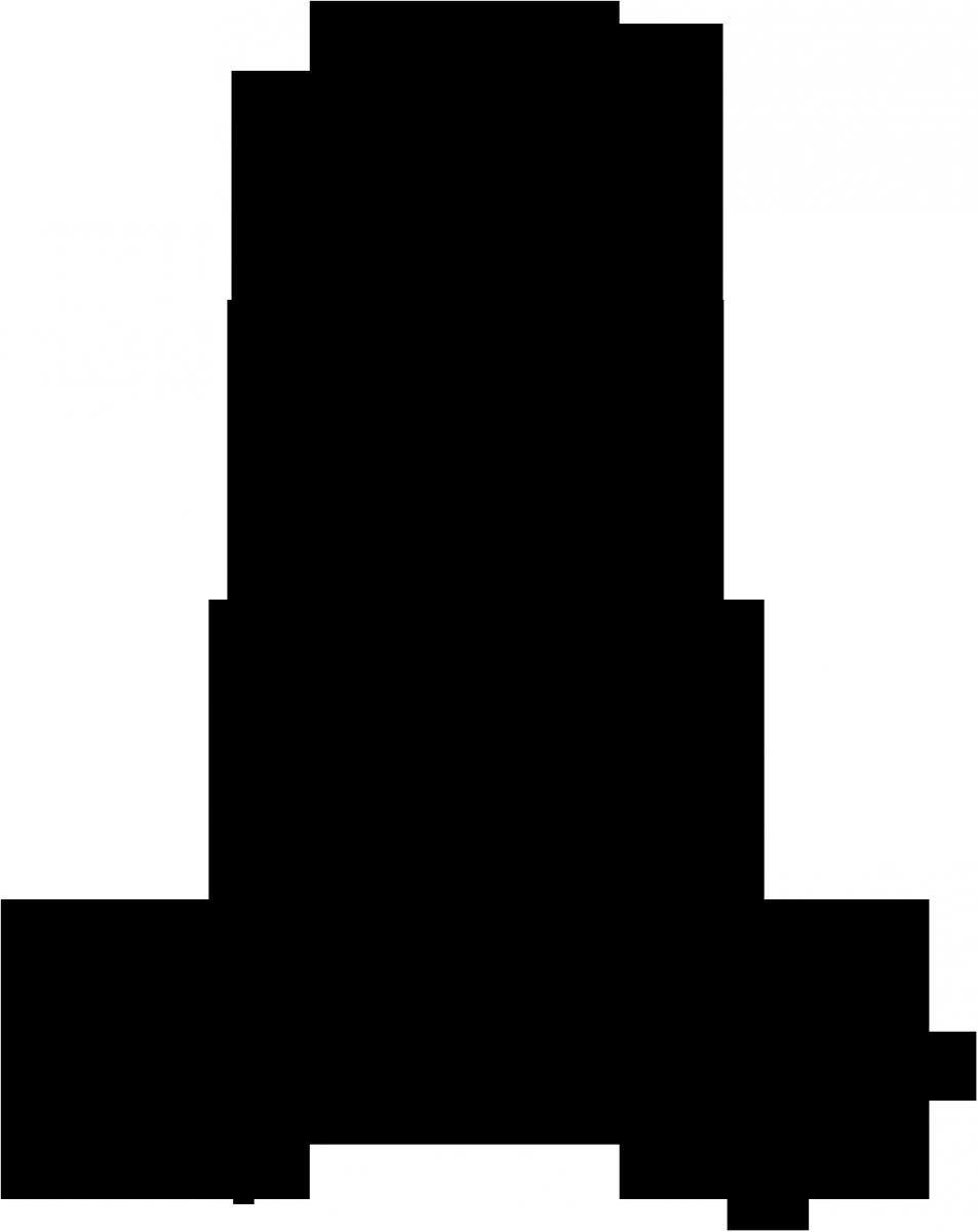Vektörel Çizim | Siyah Kurdela | Photoshop, Clifton, Lewis