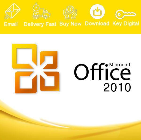 key office 2010 professional plus