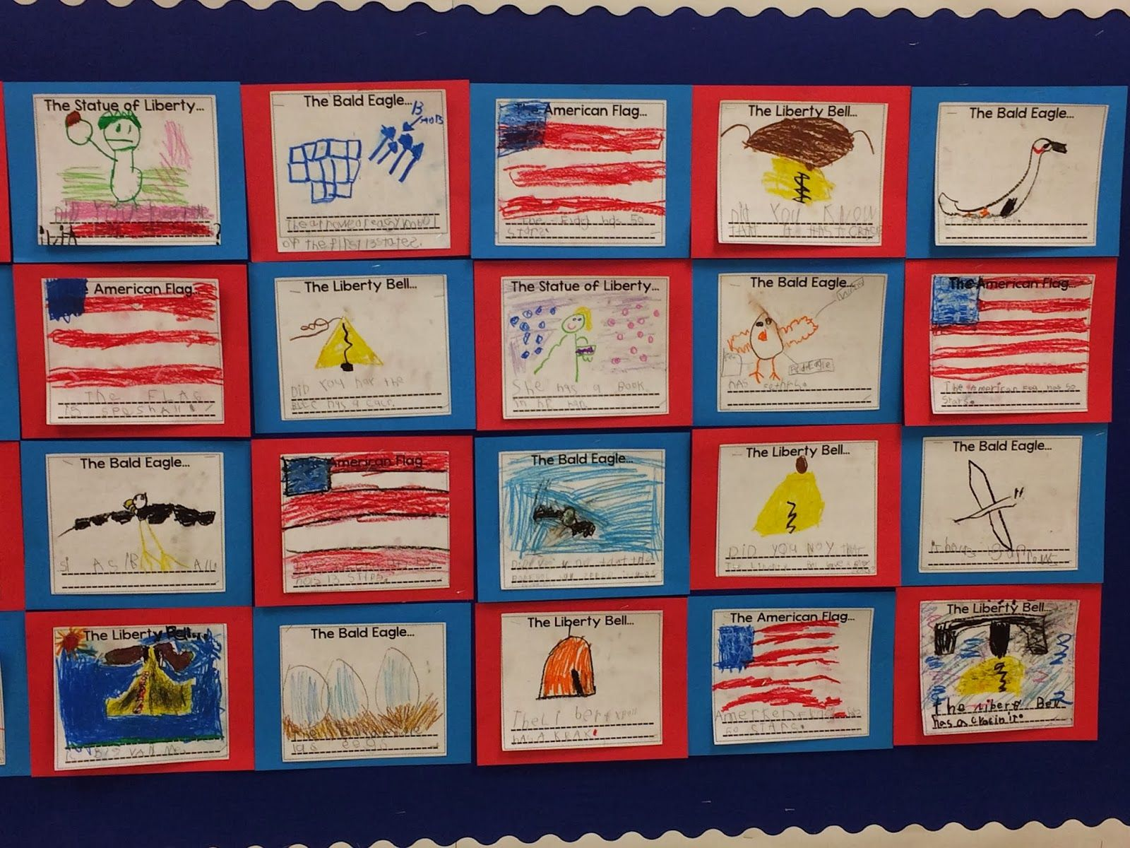 Teaching American Symbols Freebie