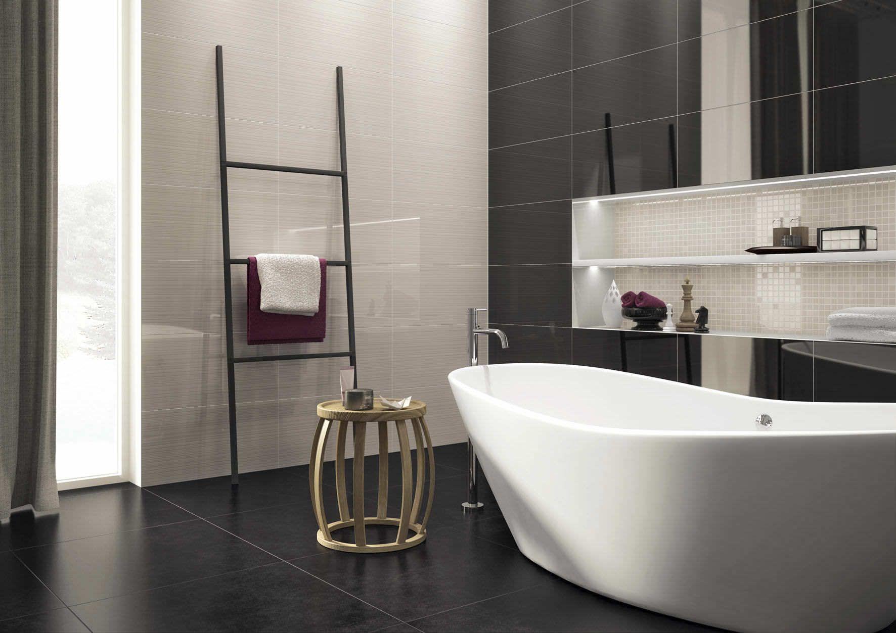 Contemporary Bathroom Floor Cabinet