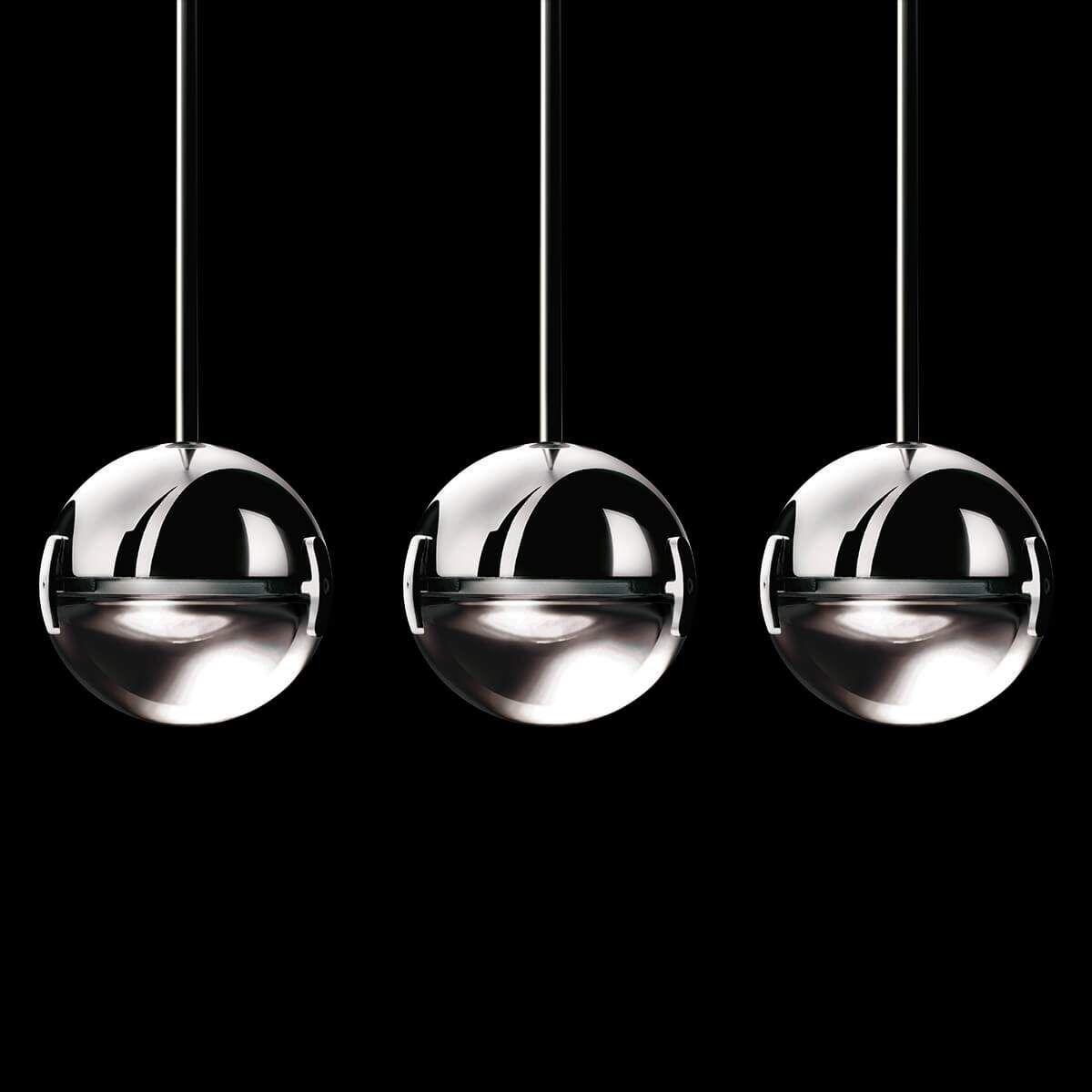 Suspension Led Design Convivio Transparente Lumieres Suspendus Led Lamp