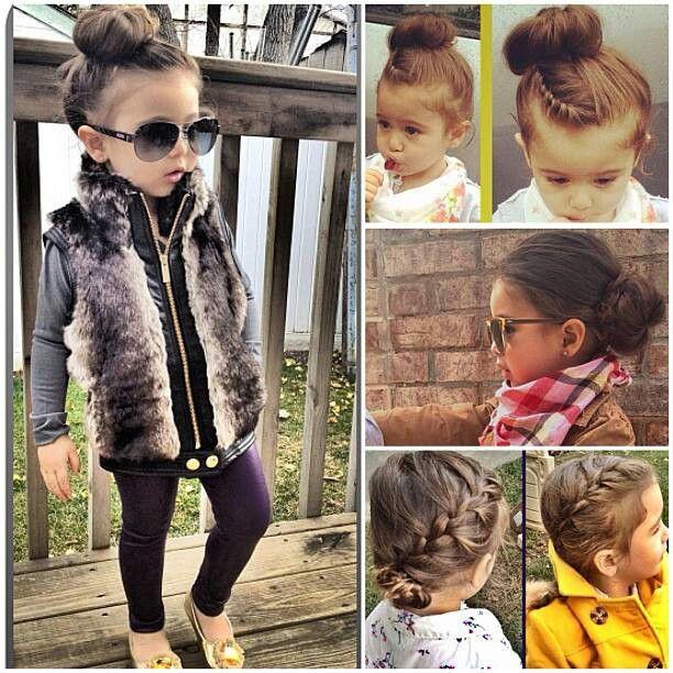 Baby hair do s