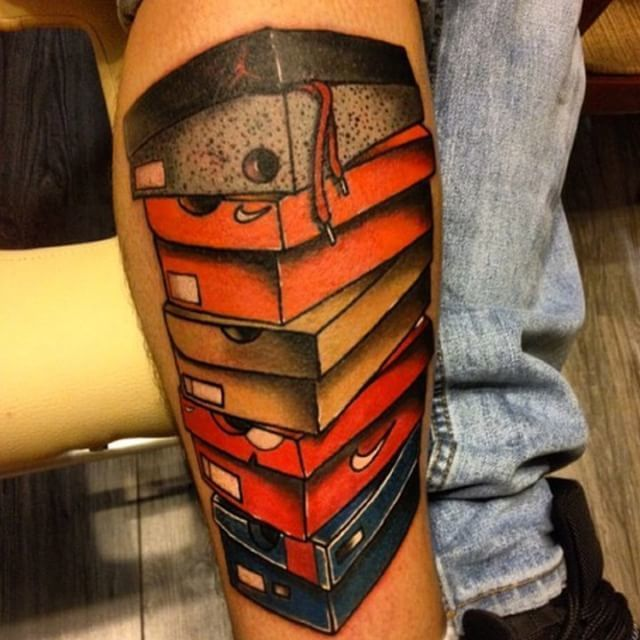 Sneaker Boxes - Best Sneaker Tattoos | Solecollector