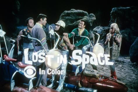 Photo: Lost in Space : 18x12in