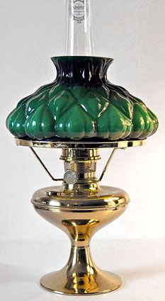 Aladdin Mantle Lamp Produces Kerosene Light That Equals A 60w