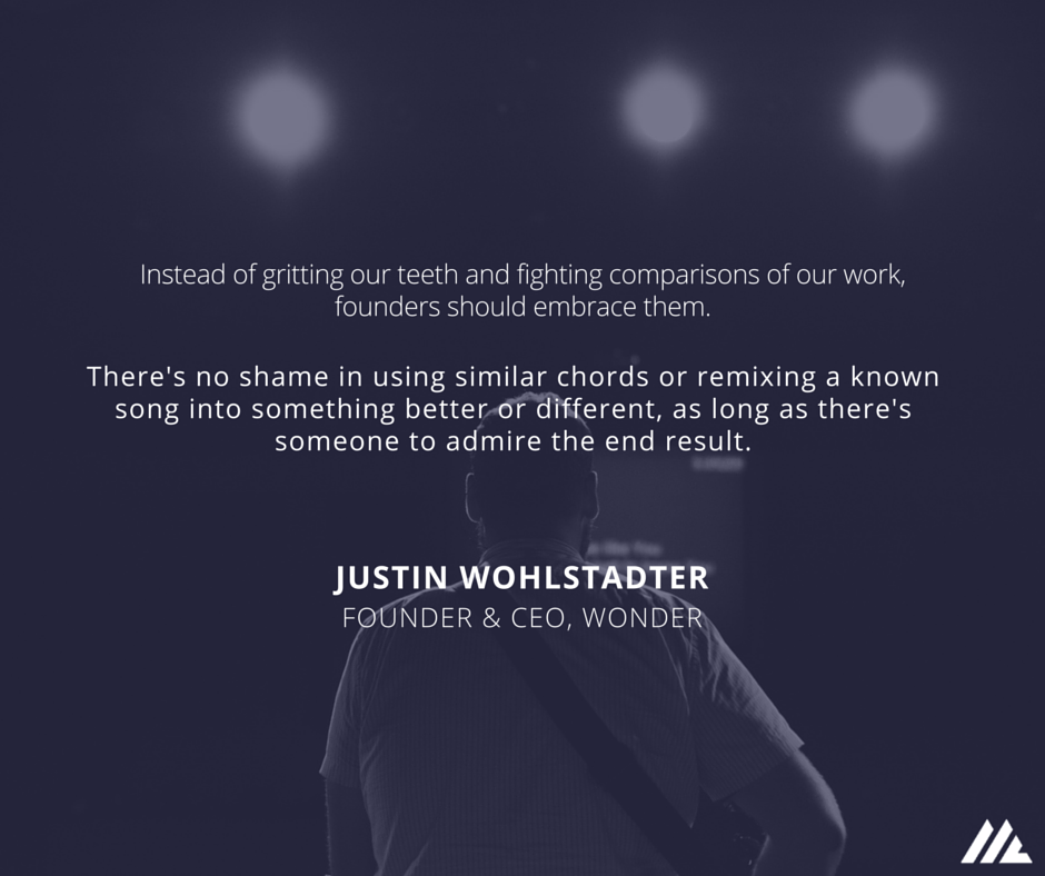 Founder & CEO of Wonder, Justin Wohlstadter on