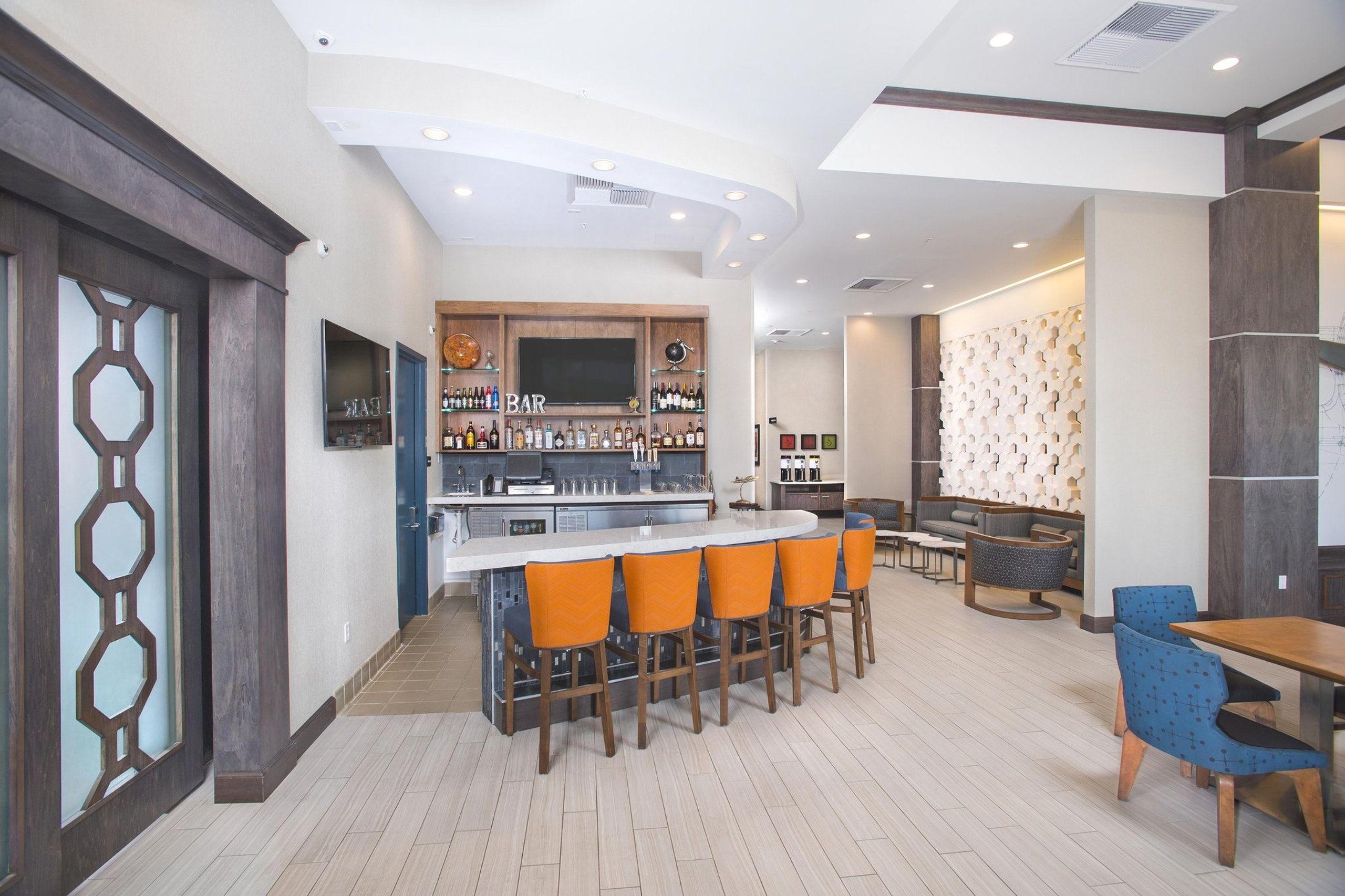 Lounge Suites At Hampton Inn Suites Lax El Segundo Hampton