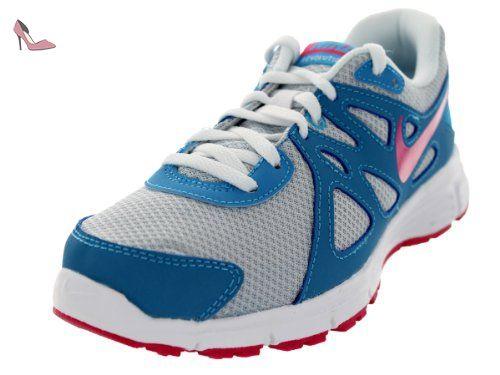 Nike - Revolution 2 GS - Couleur: Bleu-Gris - Pointure: 38.5 -