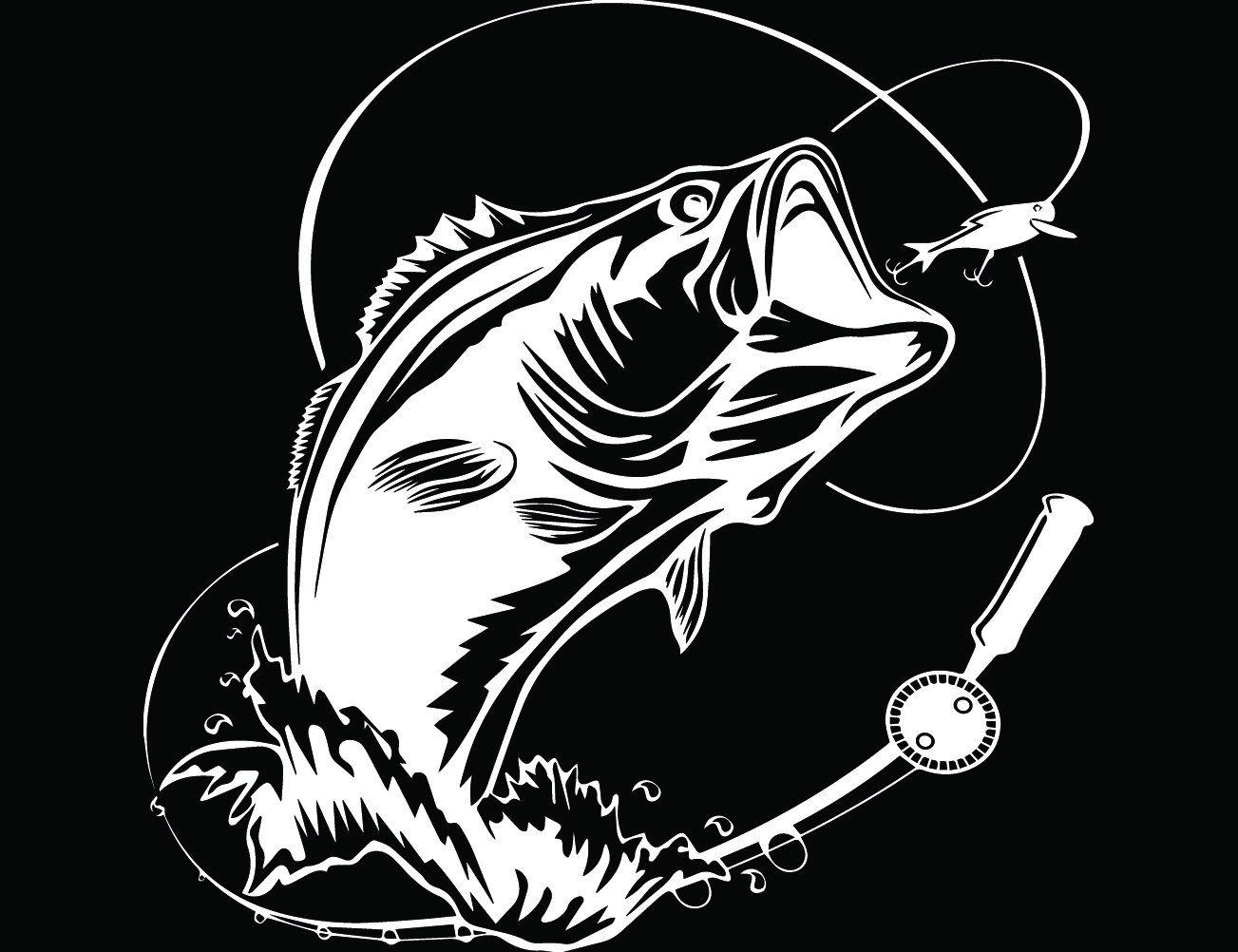 Pin by Jessica on cricut Bass fishing