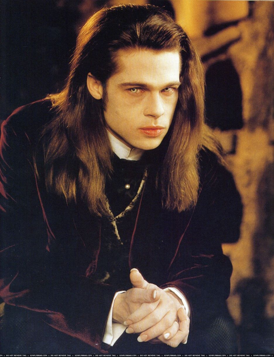 Interview With the Vampire: The Vampire Chronicles ~ Brad Pitt as ...