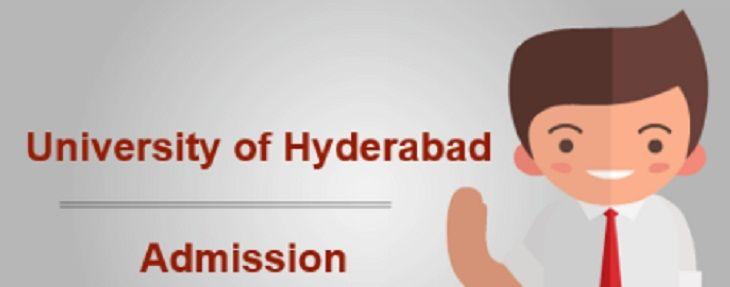 acaduohydacin - University of Hyderabad Admission 2018-19 Hyderabad