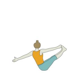 revolved boat pose yoga parivrtta navasana