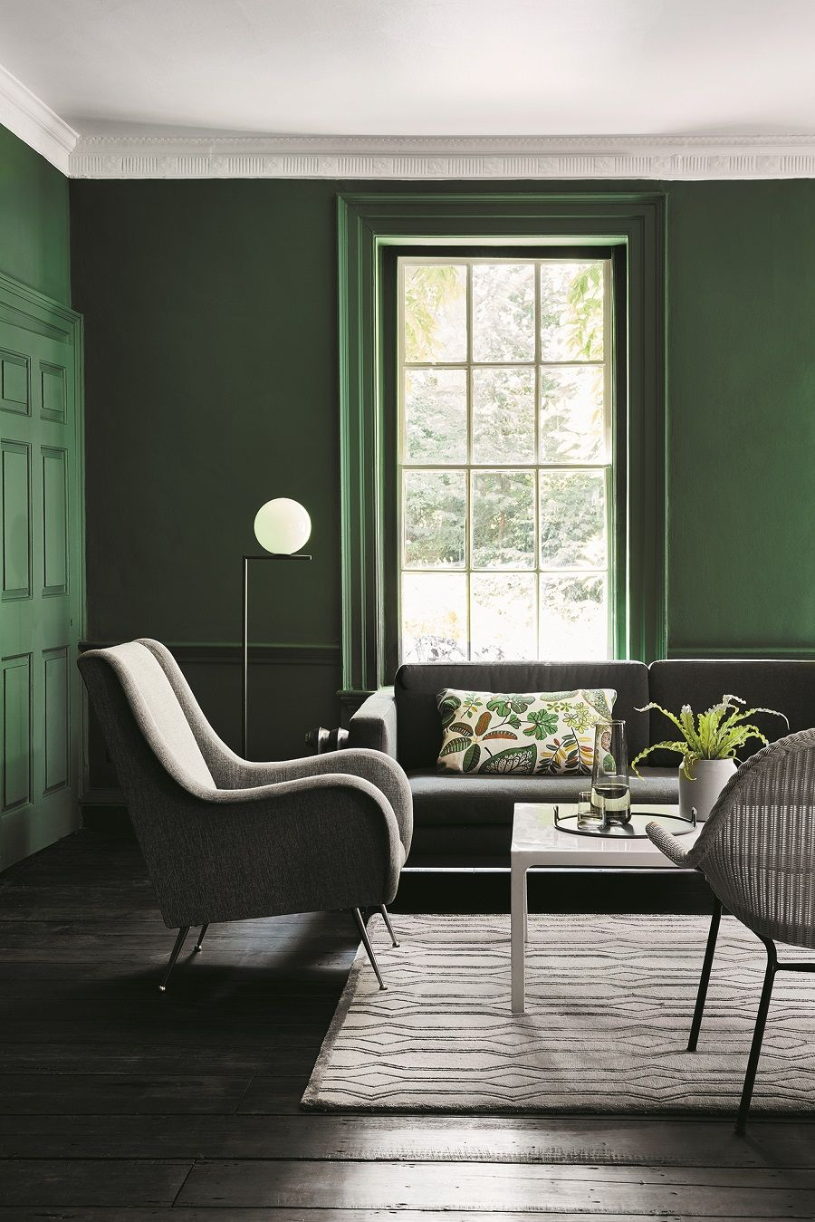 Fifty Well Almost Shades Of Green Paint Living Room Green