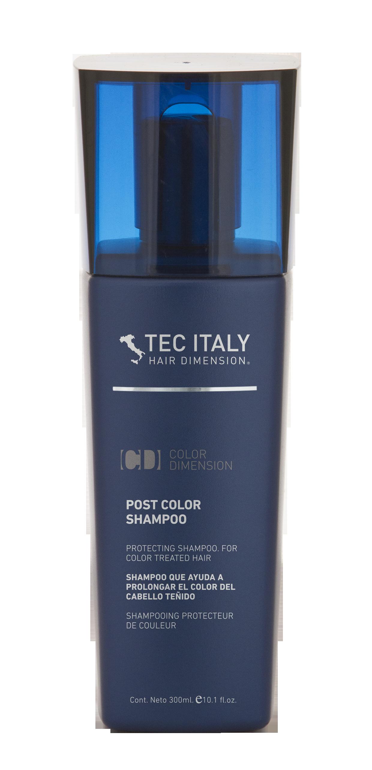 SHAMPOO POST COLOR Especial para cabello teñido. Después de un tinte o un  proceso químico ayuda a cerrar la cutícula 2ba898862da8