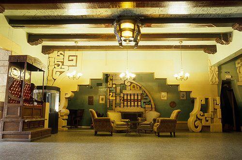 haunted hotel. the inca in monrovia
