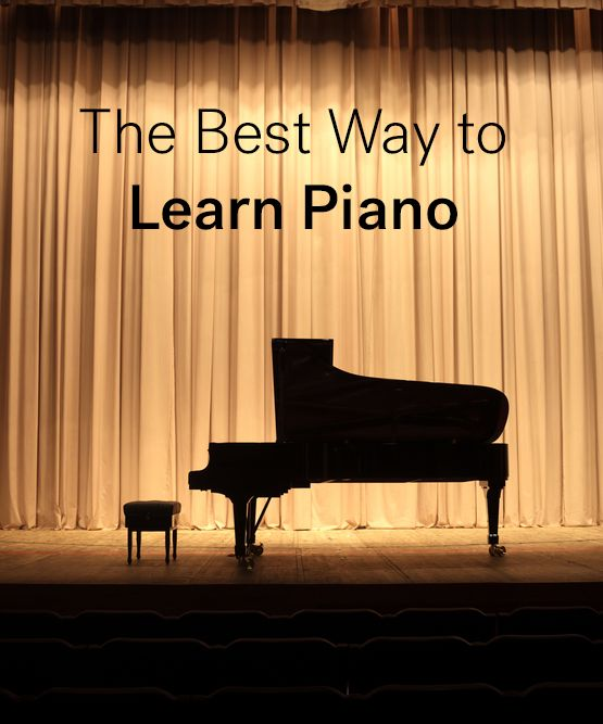 This is the best way to teach yourself how to play the ...