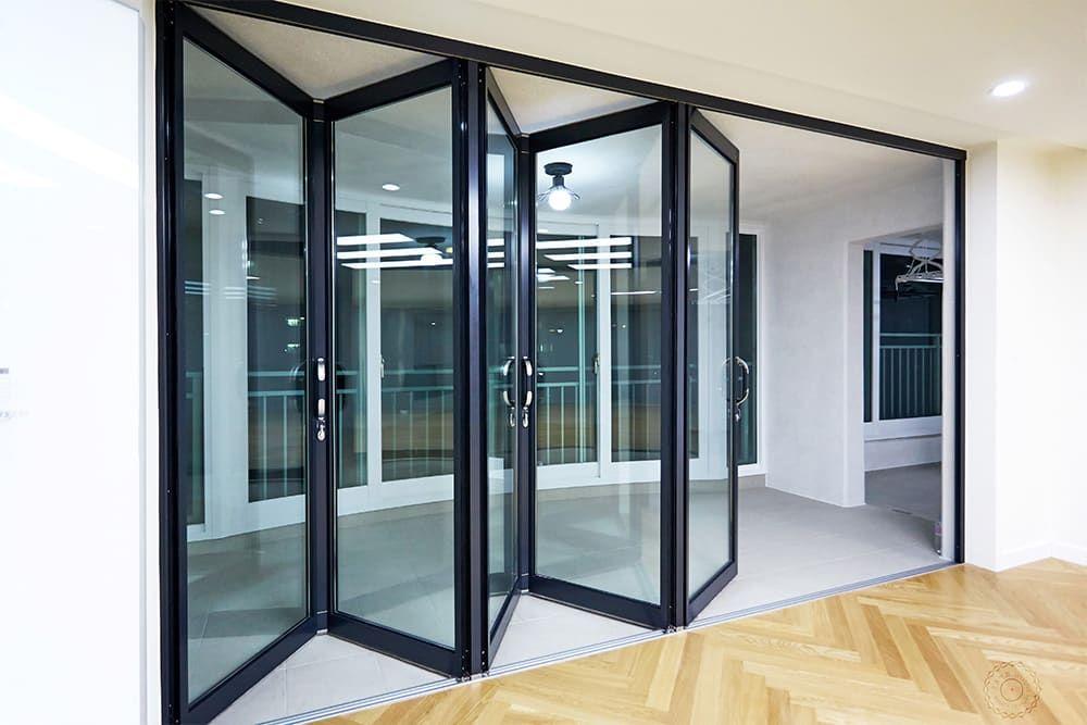 Puertas corredizas 13 opciones lindísimas para casitas pequeñas