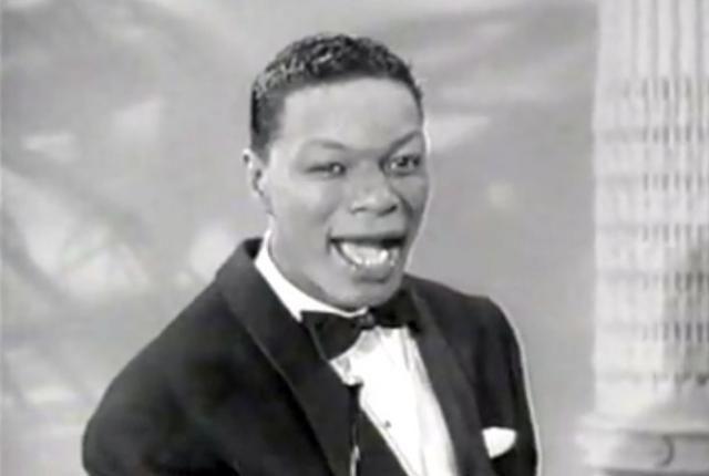 Nat King Cole pianista y cantante n.en Alabama en 1919+1965 en Santa Mónica