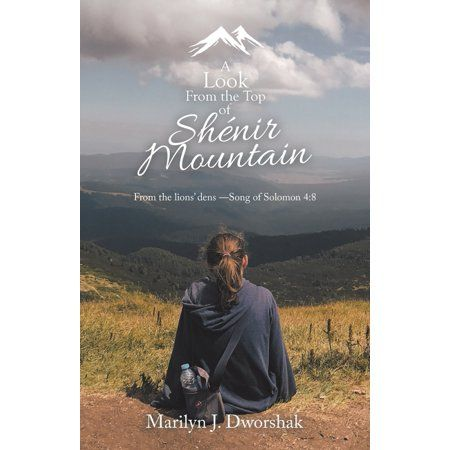 A Look from the Top of Shnir Mountain (Paperback)