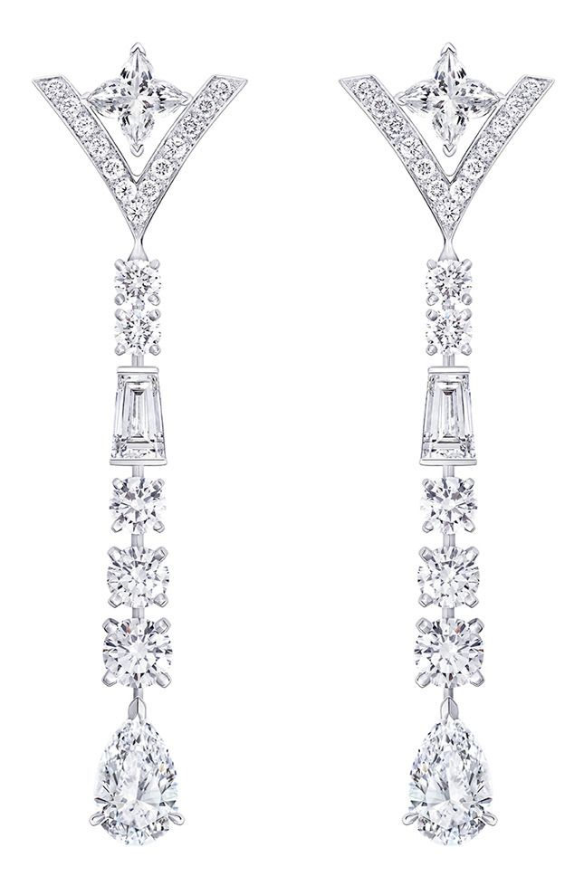 b36ba44482 Acte V by Louis Vuitton is the fifth high jewellery collection presented by  the French fashion house