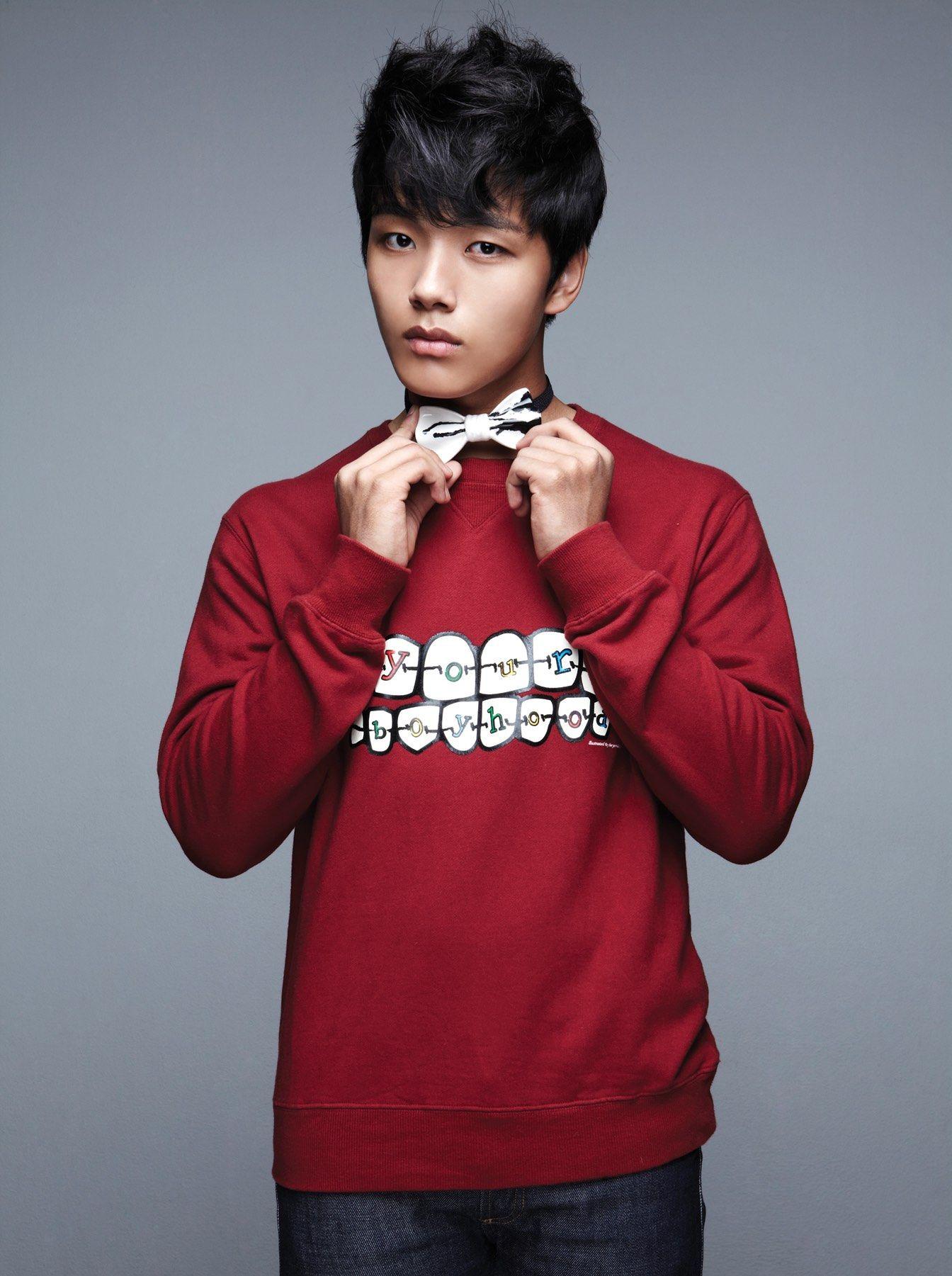 Yeo Jingoo (여진구) Picture