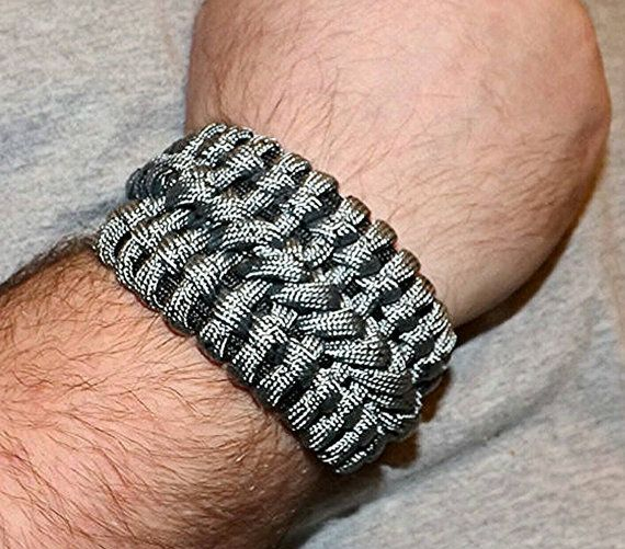 Batman The Dark Knight Paracord Bracelet