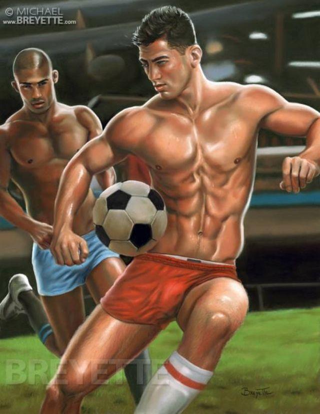 from Malakai gay soccer studs