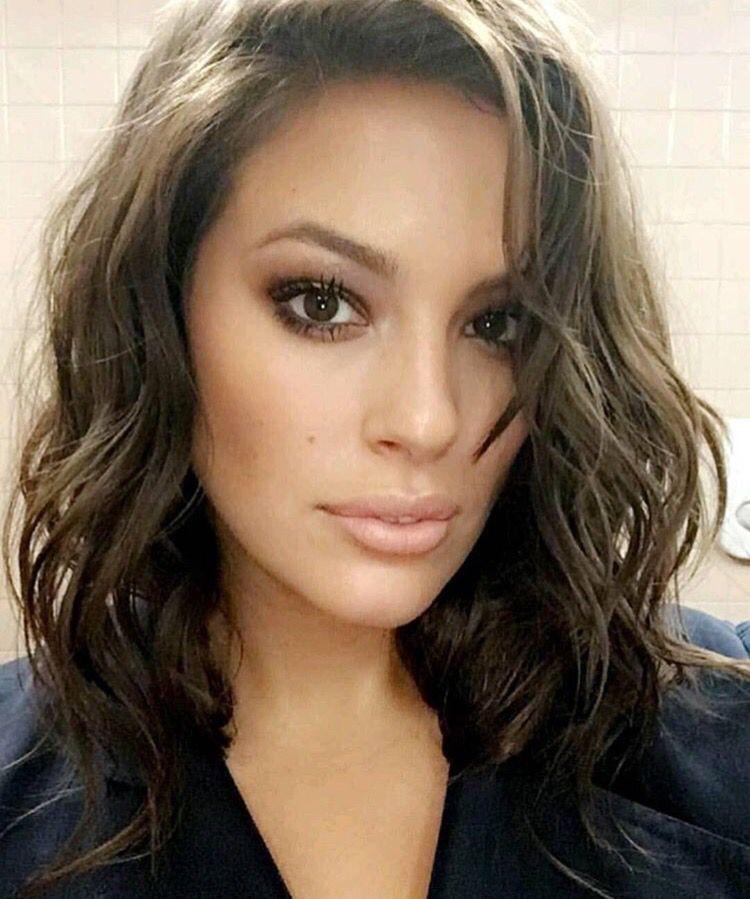 Ashley Graham | Makeup Ideas | Pinterest | Graham, Makeup ...