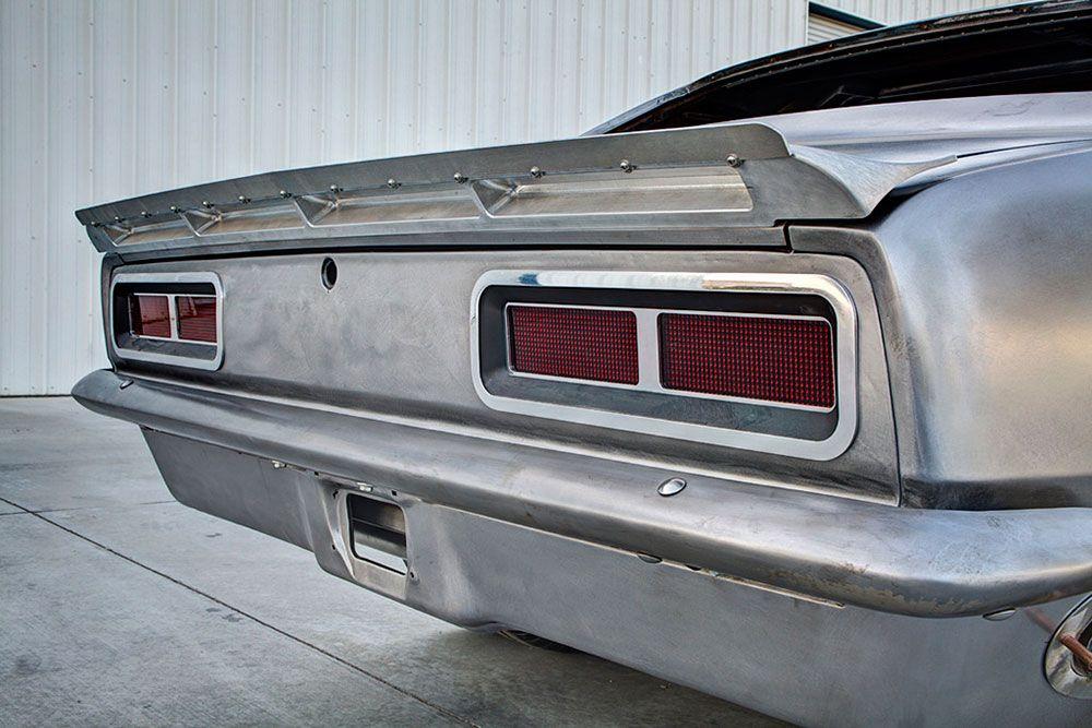 1967 1968 67 68 Camaro Rear Spoiler