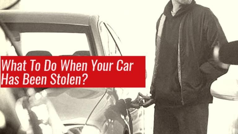 Car Stolen: What To Do After An Auto Theft In Kenya   Car ...