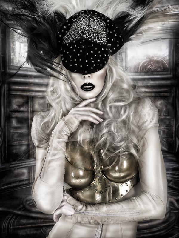 Steampunk Fashion Photography | Steampunk Fashion by Rebeca Saray