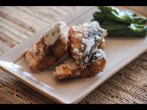 Saba Tatsutaage Recipe - Japanese Cooking 101