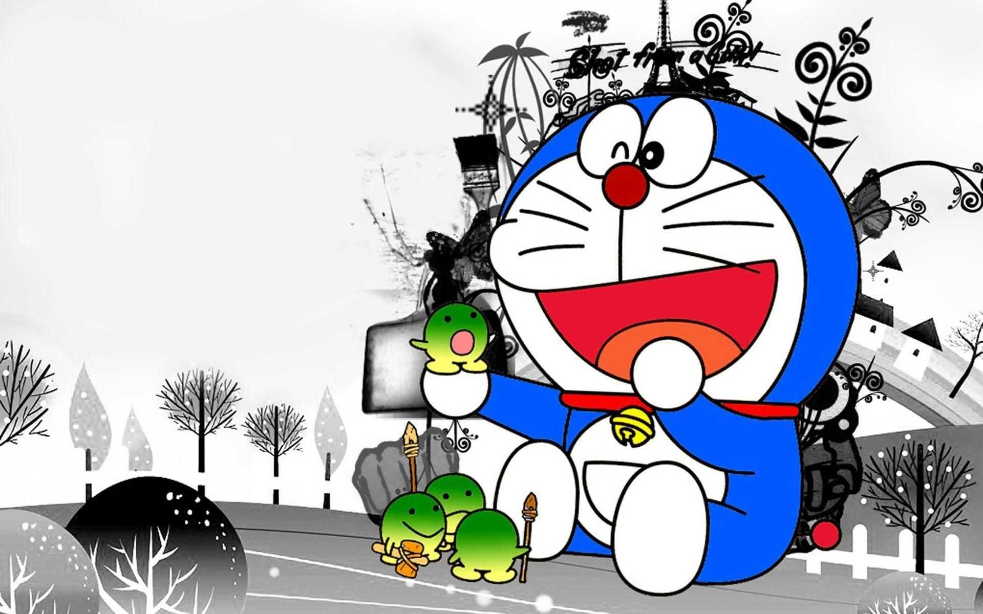 Doraemon Wallpaper HD For Mac Cartoons Images Cartoon