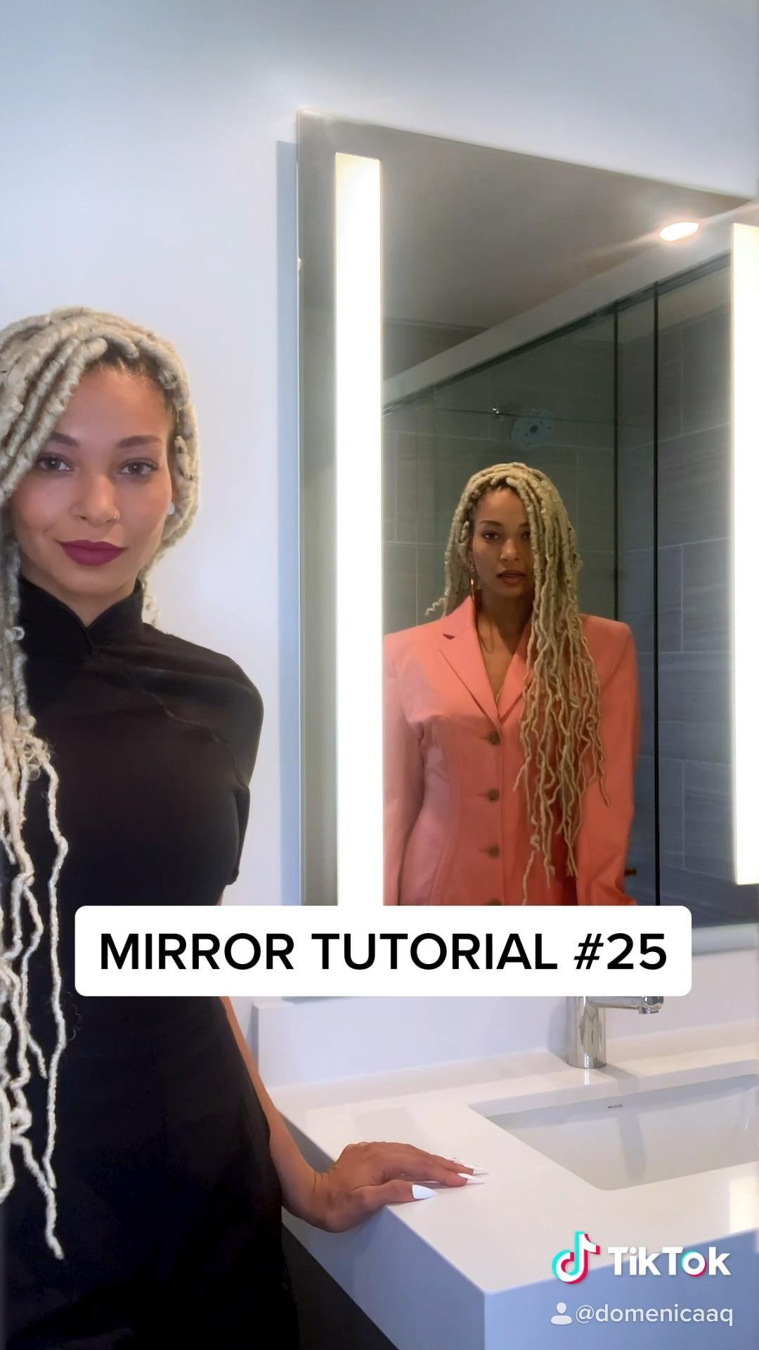 Mirror Tutorial Video Instagram Photo Editing Creative Instagram Photo Ideas Film Photography Tips