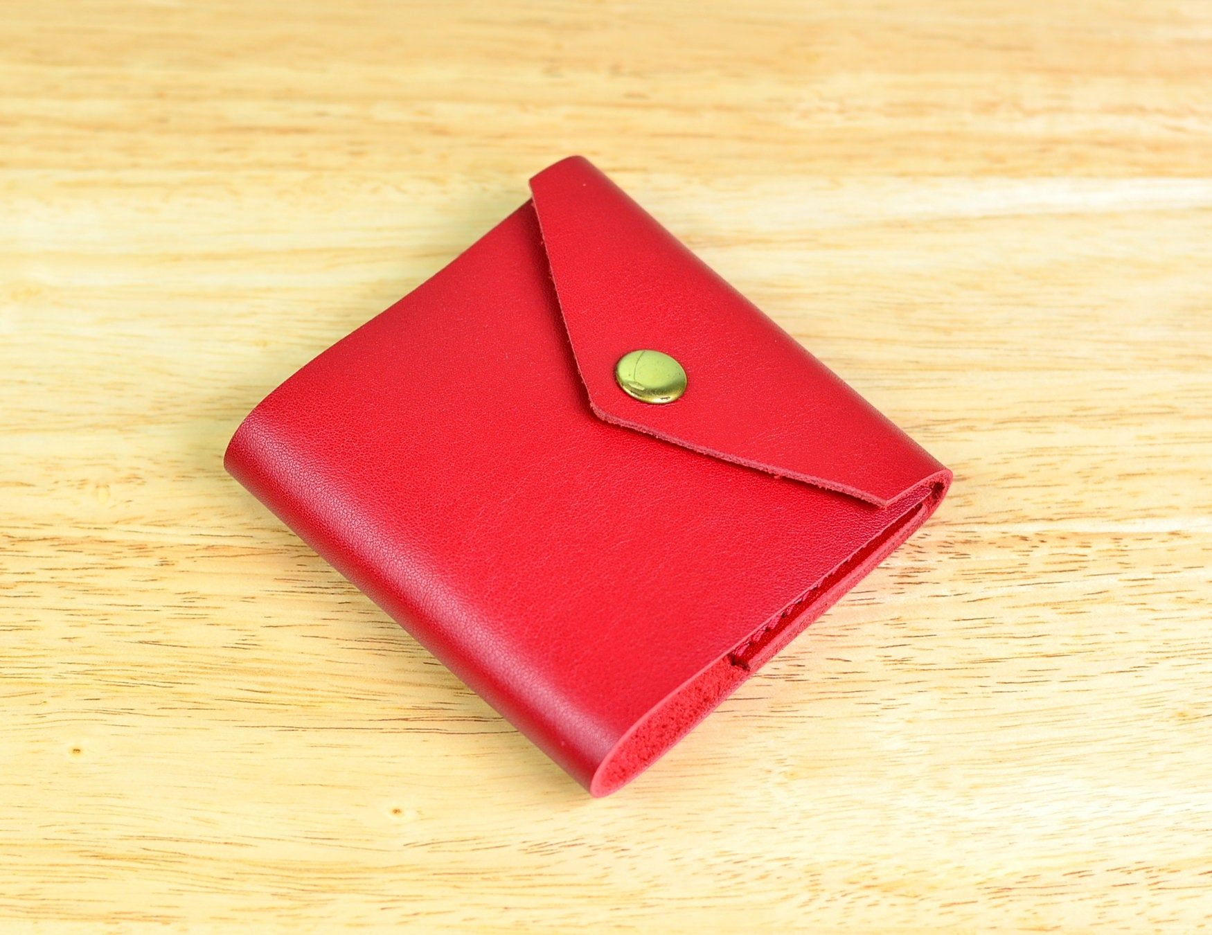Leather Sticky Notes Cover, Leather Sticky Notes Holder