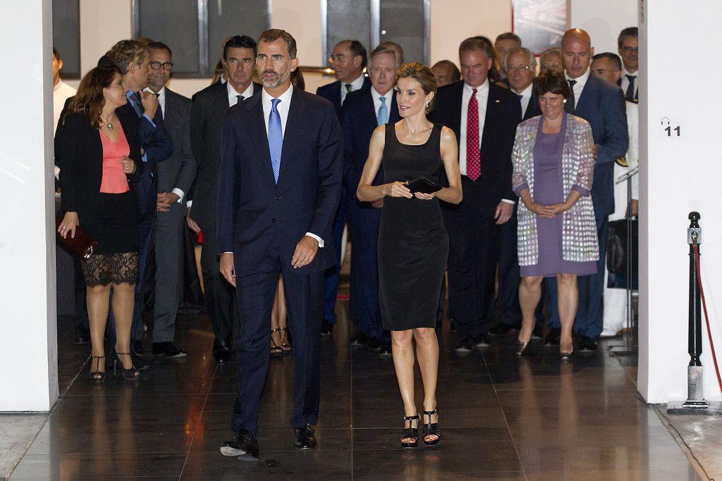 Los Reyes visitan este viernes el Museo Picasso de Málaga e inauguran el Foro España-EEUU